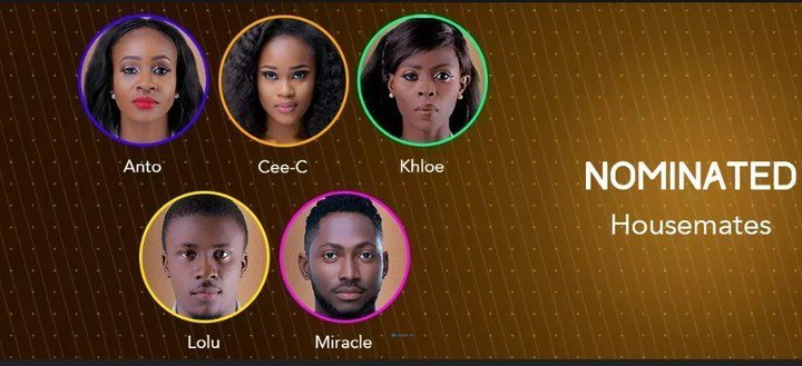 BBNaija: See the housemates up for the final eviction