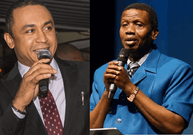Photo of Daddy Freeze reacts to Pastor Adeboye's claim that anyone who doesn't pay tithe won't make heaven