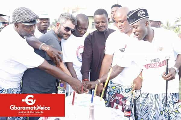 Photo of Tompolo's birthday celebrated in his absence as he remains wanted