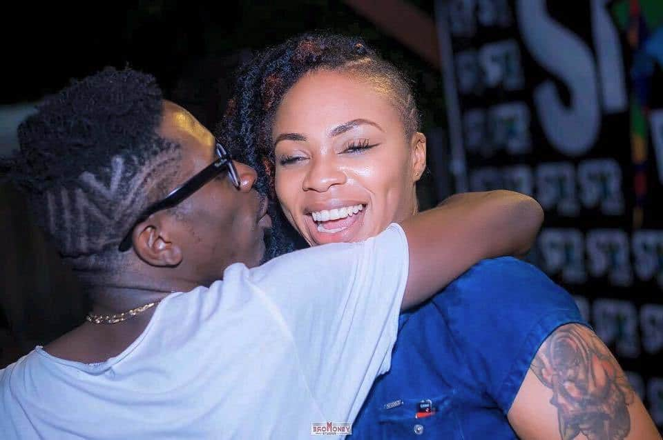 Photo of How my wife slapped me in the presence of her mother – Shatta Wale