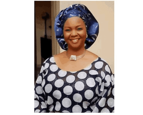 Photo of My father burnt my house when I gave my life to Jesus – Senator Binta