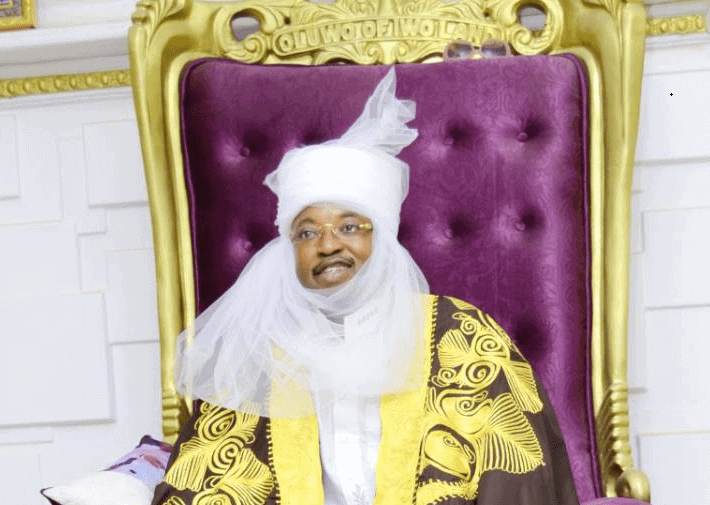 """Photo of Oluwo of Iwo talks about his new """"Emir"""" title (Details)"""