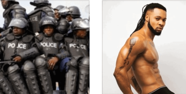 Photo of Enugu State Police command react to rape allegation at Flavour's concert