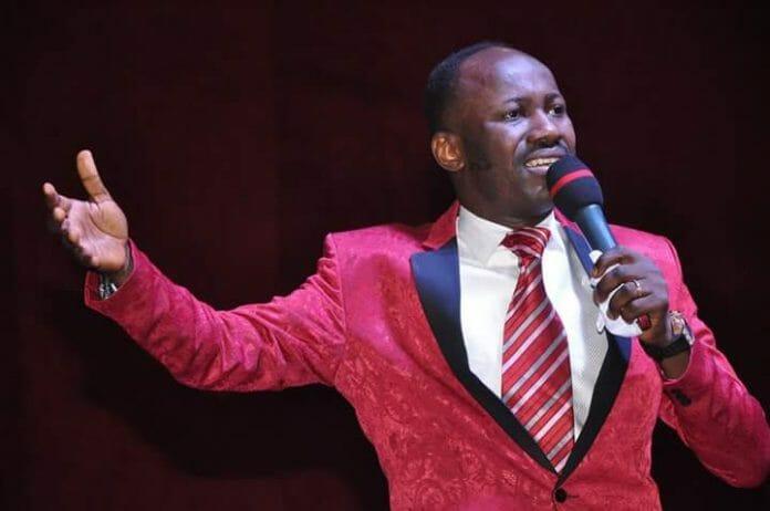 Photo of Nigeria needs an Igbo president – Apostle Johnson Suleman