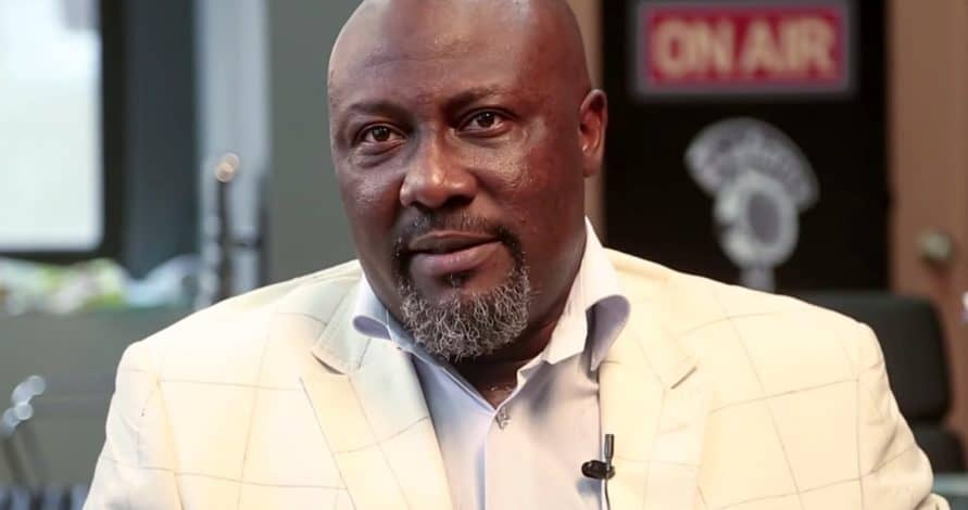 Over 30 heavily armed MOPOL officers storm Dino Melaye's house in Abuja