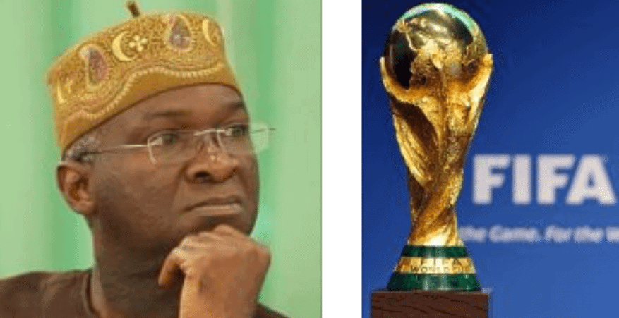 Photo of Fashola wants Nigeria to bid to host the 2026 World Cup