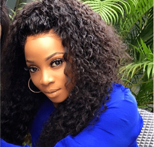 Toke Makinwa reveals how Jesus gave her a new heart after she underwent surgery last week