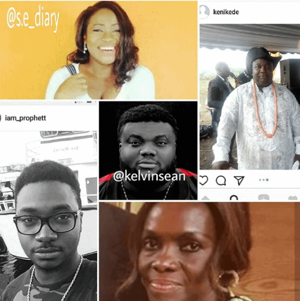 Photo of Singer Kelvin Sean reacts to his ex-wife's claim of blackmailing her with her nude pictures