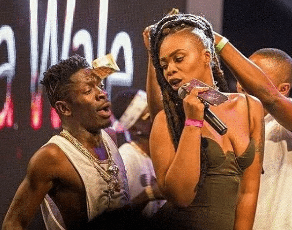 Photo of Shatta Wale pulled a gun on me for more than 3 times – Wife