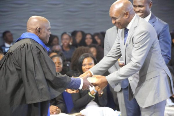 88 year old man dies a day after graduating from Salvation Ministries Bible school