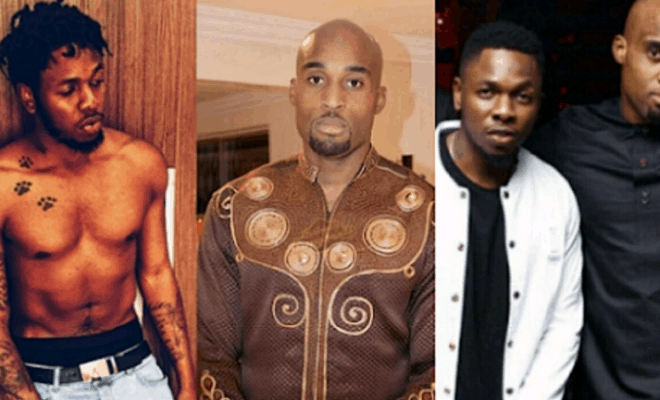 Photo of You are lucky we let them bail you – Runtown blasts Dilly of Eric Many