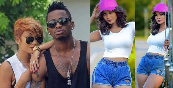 Diamond Platnumz shades his first as he reconciles with his 2nd babymama
