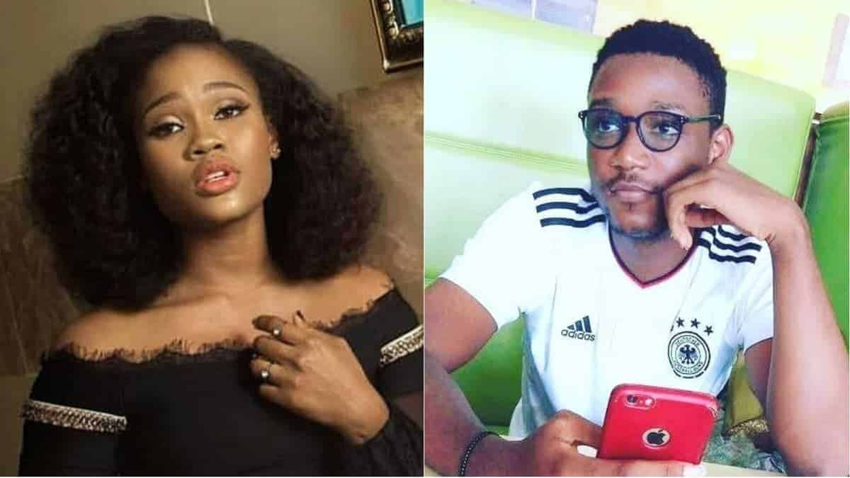 Photo of BBNaija: Cee-C belongs to the zoo in Zamfara, man writes