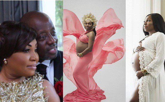 Meet NFF's John Shittu's wife who got married at 50 and gave birth at 51