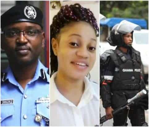 Photo of Ghana Police can't be compared to Nigeria Police Force -ACP Abayomi Shogunle tells lady