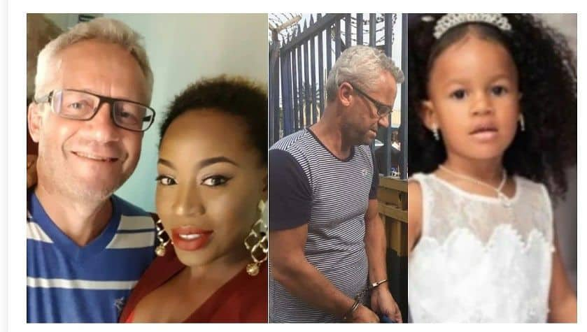 Photo of New update on the murder committed by Alizee's husband