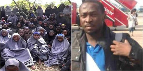 Photo of Your Chibok girls story is fake, Presidency slams Ahmed Salkida