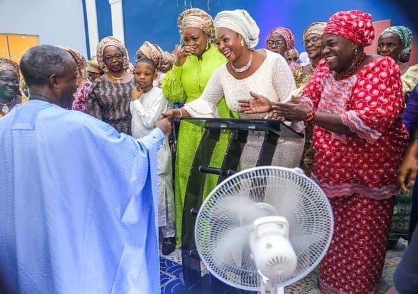 Photo of Osinbajo, Amaechi, Gida Mustapha, Others At Senator Binta Garba's Birthday Thanksgiving