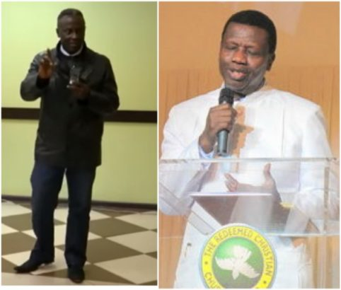"""Pastor celebrates his """"freedom"""" as he resigns from RCCG"""