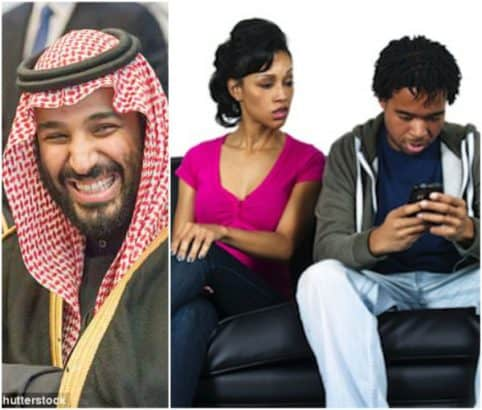 Photo of Spying on your spouse phone is now a crime in Saudi Arabia