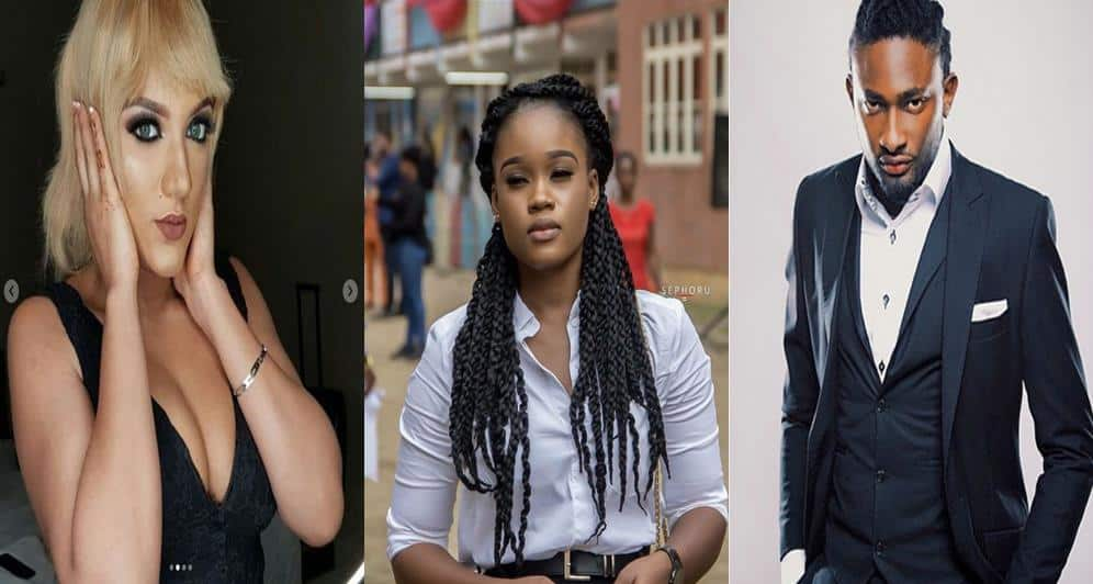 Photo of #BBNaija: Gifty Powers slams Uti Nwachukwu over comment on Cee-C and Tobi's fight