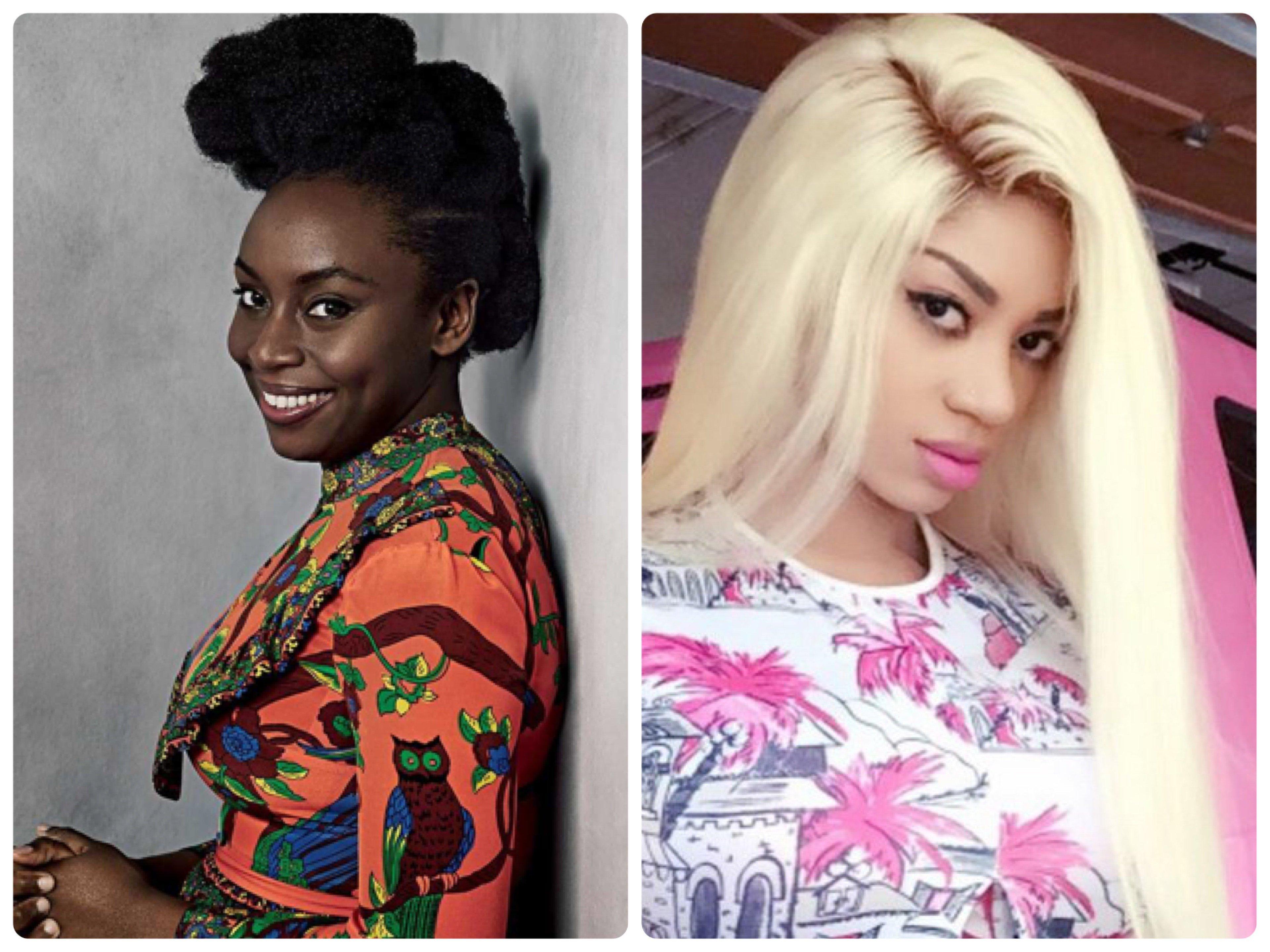 Chimamanda Adichie thinks like a backward clock - Dencia
