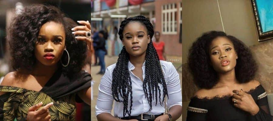 Cee-C is Nigeria's most bitter woman according to Google search engine