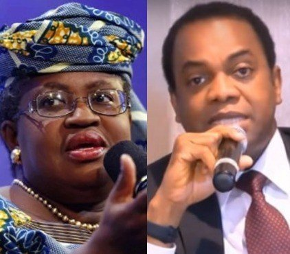 Donald Duke reacts to claims by Okonjo Iweala that he advised her against GEJ
