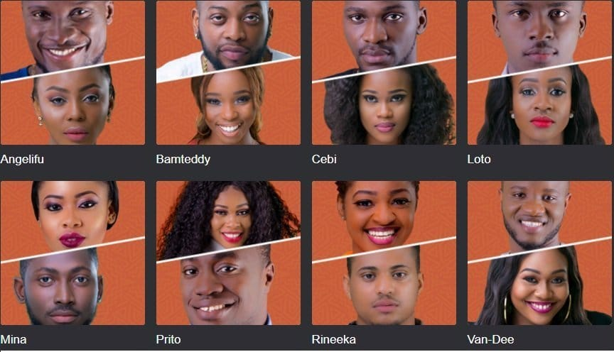 Photo of BBNaija 2018 housemates with the largest Instagram followers (see full list)