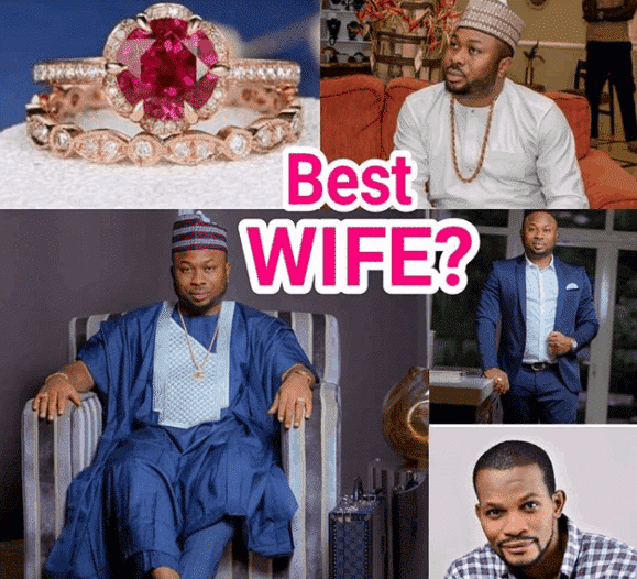 Photo of God will give you the best wife in a few months time – Uche Maduagwu prays for Tonto Dikeh's ex