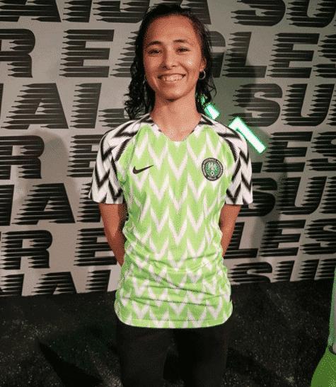 Photo of Beautiful Sophia Omotola Omidiji gets late call up for Super Falcons friendly