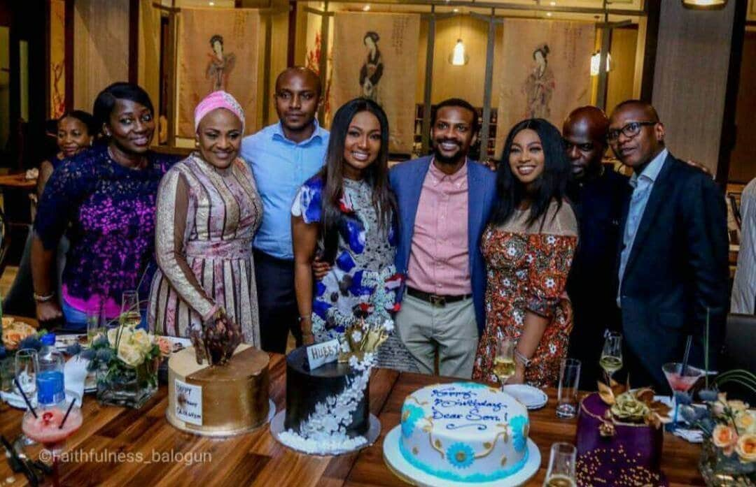Photos from the birthday dinner of Oyo State governor's son, Idris Ajimobi