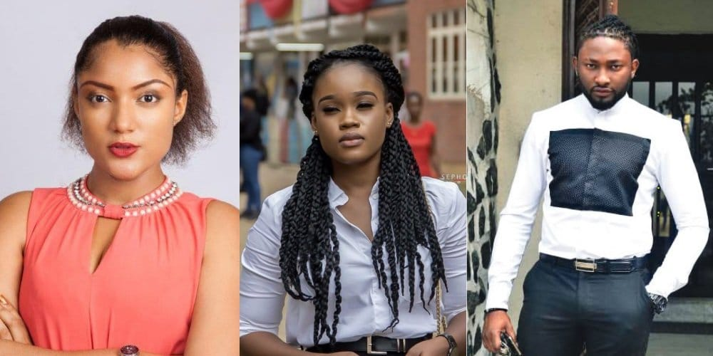 BBNaija: Gifty Powers slams Uti Nwachukwu over comment on Cee-C and Tobi's fight