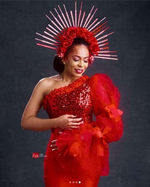 Tboss red dress