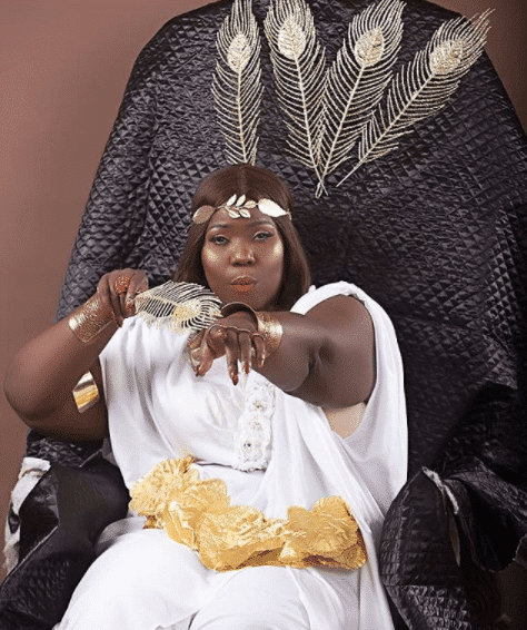 Photo of Comedienne Lepacious Bose marks her birthday with lovely pictures