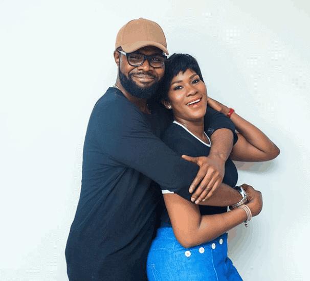 Photo of Actress Stephanie Okereke praises her husband as they celebrate wedding anniversary