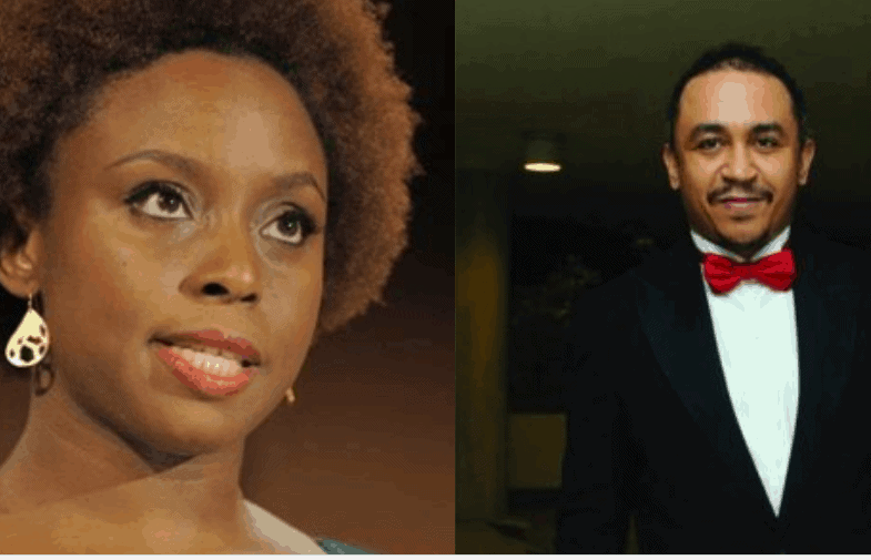 Photo of You can never be like Hillary Clinton, Daddy Freeze slams Chimamanda Adichie