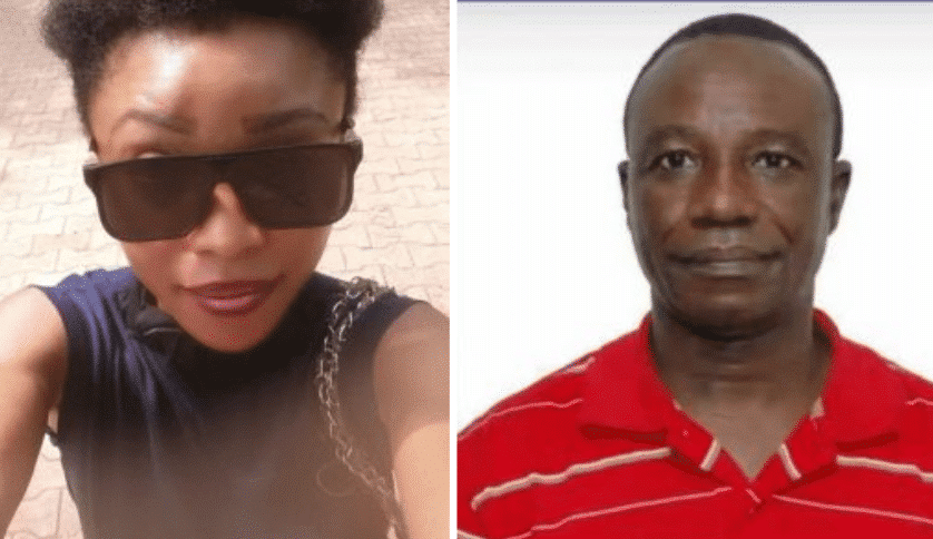 Photo of Meet Monica Osagie,  the lady involved in the OAU sex-for-mark scandal