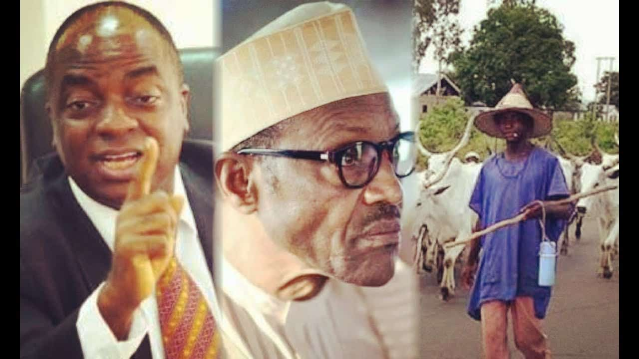 Your government has failed for defending Fulani Herdsmen - Bishop Oyedepo slams Buhari
