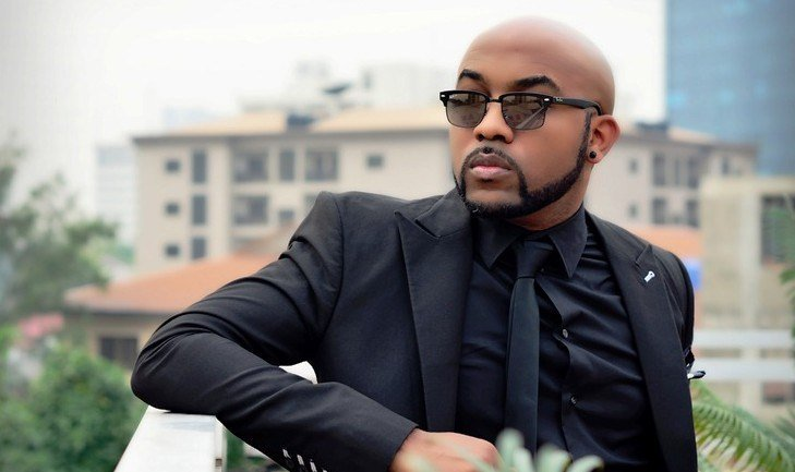 Banky W reacts to President Buhari's lazy Nigerian youths comment