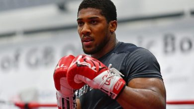 Photo of Anthony Joshua speaks on rematch with Andy Ruiz Jr, says its happening on a neutral ground