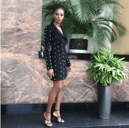 Photo of Former Big Brother Naija housemate,Khloe steps out in style