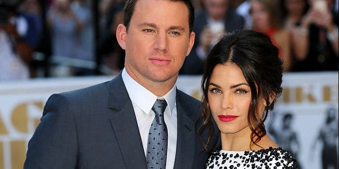 Photo of Channing Tatum & Jenna Dewan Separate' after 9 years of marriage