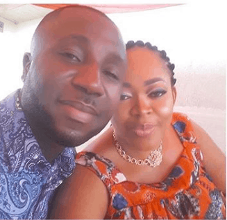 Photo of Gospel Singer, Gozie Okeke, forgives his wife, Princess Njideka after messing around in Nollywood