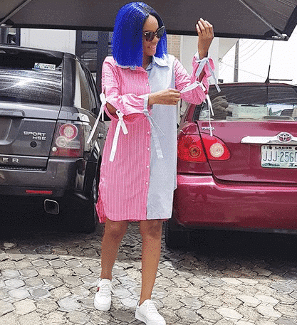 Photo of Actress, Iyabo Ojo says she's done with business in Nigeria as taxes take her out