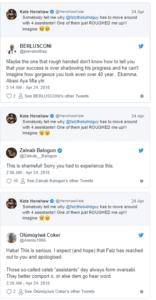 Kate Henshaw calls Falz