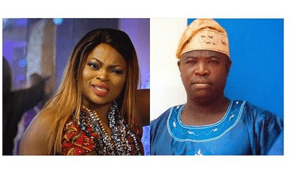 Photo of Prophet says Funke Akindele must marry a gateman before she can have a child