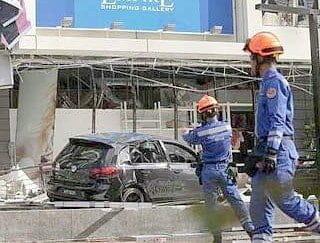 Gas explosion survivor  story