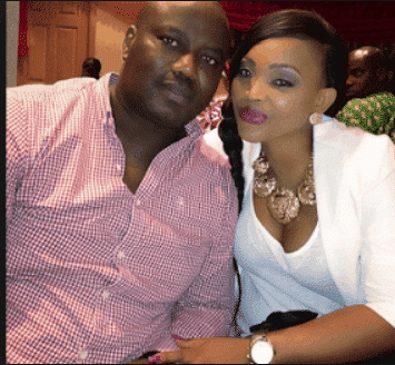 Photo of Mercy Aigbe's ex, Lanre Gentry lists out all he does for their kids