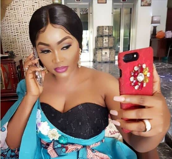 Photo of Mercy Aigbe reveals where she makes her millions from, asides acting